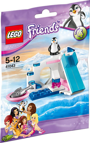LEGO Friends Penguin's Playground (41043)