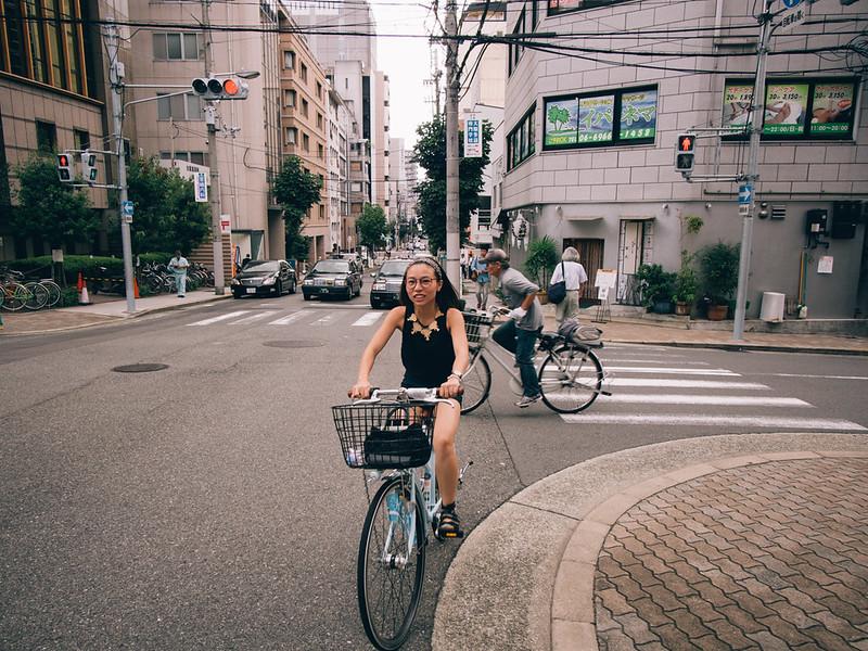大阪漫遊 【單車地圖】<br>大阪旅遊單車遊記 大阪旅遊單車遊記 11003322576 c37213e99a c