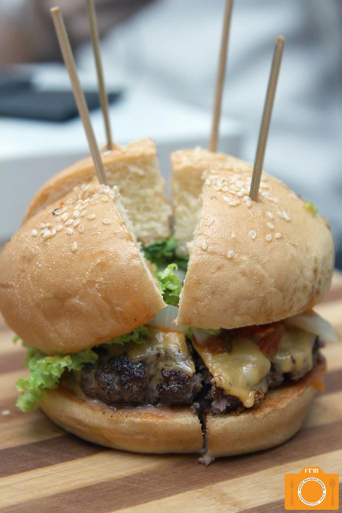Main Street Wagyu Burger