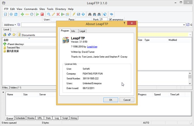 LeapFTP