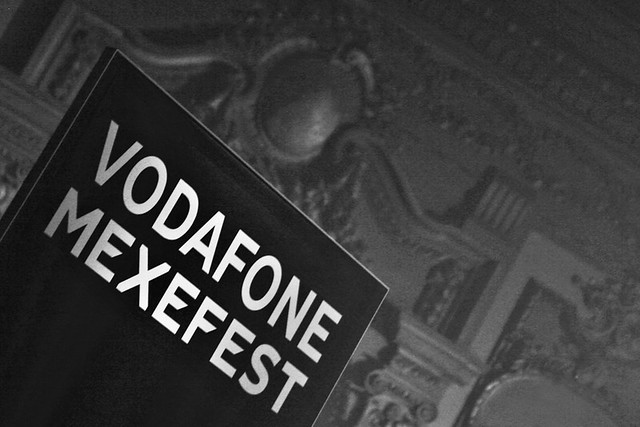 Ambiente Vodafone Mexefest