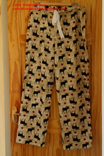 Moose pyjama trousers