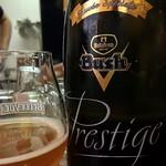 ベルギービール大好き! ブッシュ・プレステージ Bush Prestige