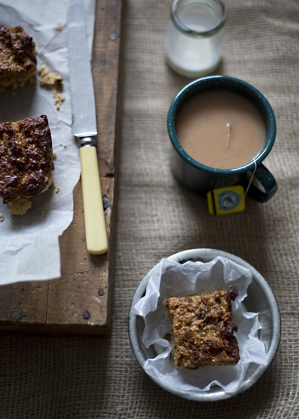 Fruit Mince Slice | The Gluten Free Scallywag