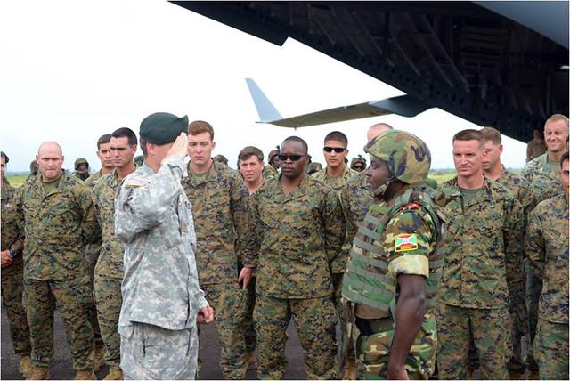 U.S., Burundian militaries choose to go far together