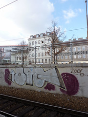 Graffiti in Wien/Vienna 2012