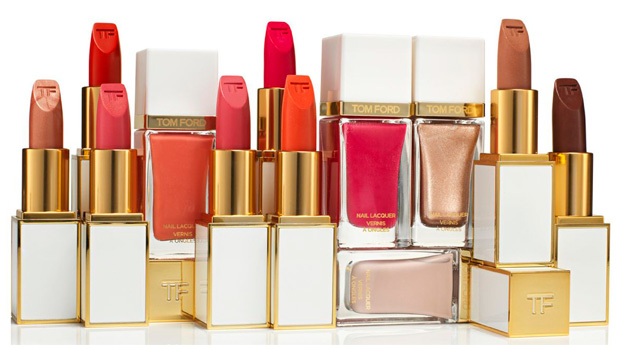 Tom Ford Color Collection for Spring 2014