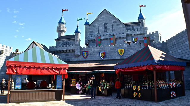 Legoland, Florida - Kingdoms