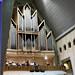 Notre-Dame-du-Cap l'orgue et le coeur de la Basilique.