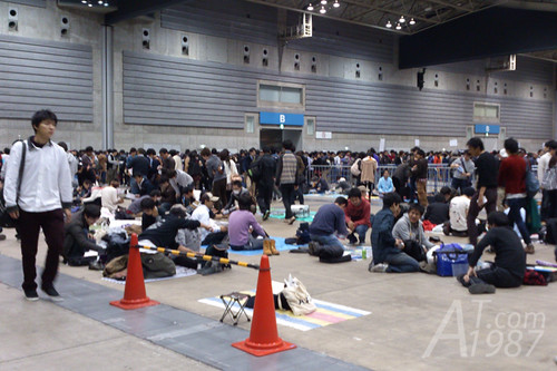 Nogizaka46 Barrette National Handshake Event