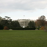 White House, Green Lawn