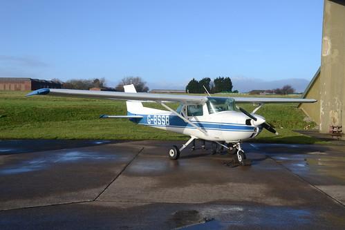G-BSSB Cessna 150L