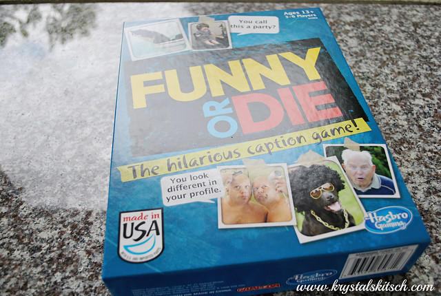 Funny or Die Board Game