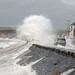 Storm surge at Port William