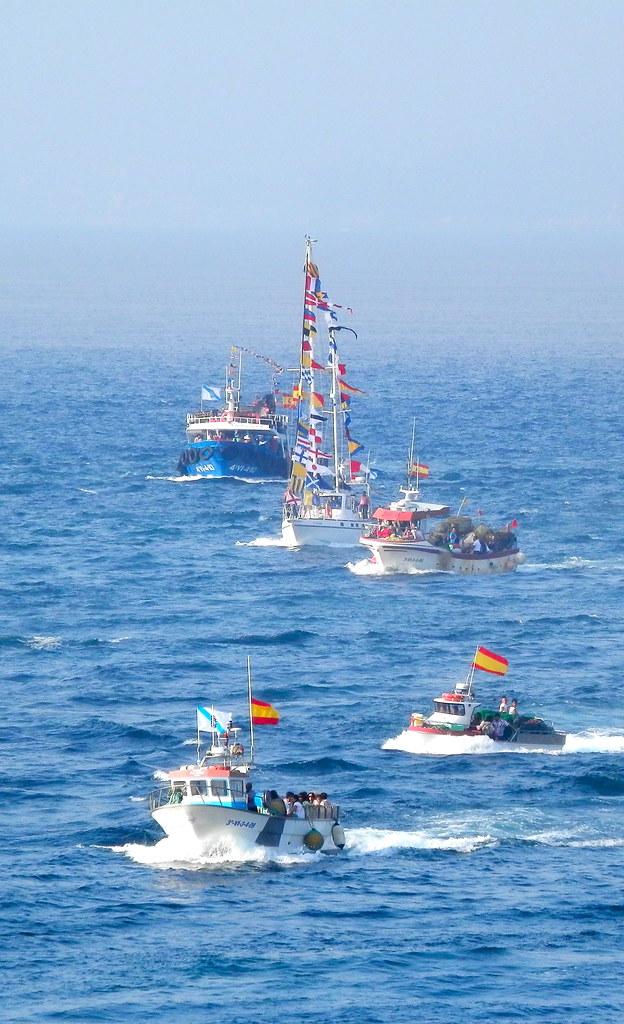 Barcos de fiesta