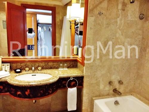 Shangri-La Hotel 03 - Bathroom