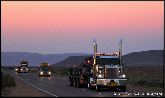 HHA double act - Kenworth`s