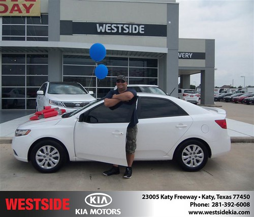 Happy Birthday to James Guthrie from James Lynch  and everyone at Westside Kia! #BDay by Westside KIA