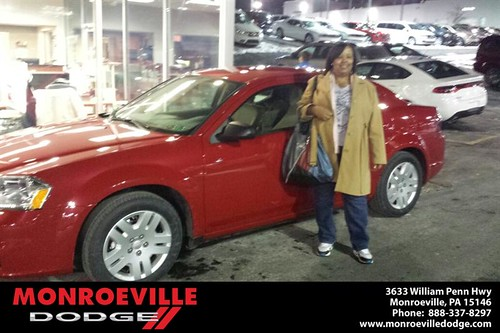 Happy Birthday to Michelle Carter from Jarred  Terrell and everyone at Monroeville Dodge! #BDay by Monroeville Dodge