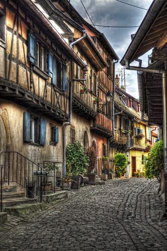france nikon alsace francia hdr eguisheim alsazia nikond5000 flickrbronzetrophygroup
