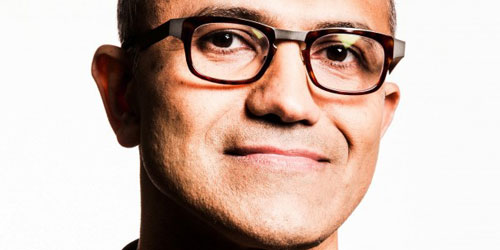 Satya Nadella is Microsoft new CEO