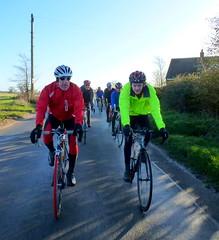 Club cycling 2014