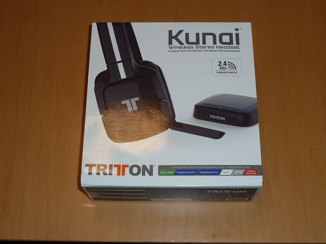 Tritton Universal Kunai Wireless Headset