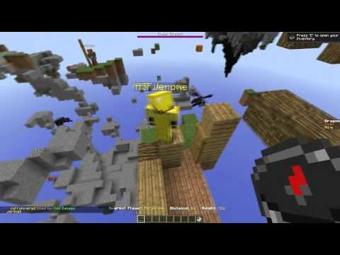 Minecraft: Dragons w/ Jerome! How Go Grow Crops Under Water!