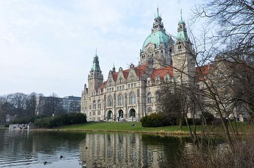Rathaus (new cityhall)
