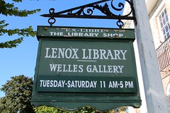 Lenox Library (Lenox, Massachusetts)