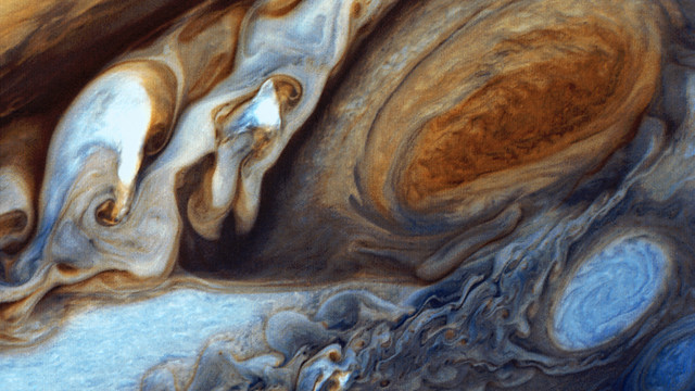 Photo:Visions of Jupiter By:NASA Goddard Photo and Video