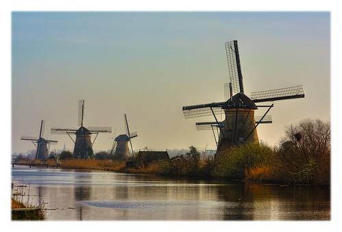 Molenwaard NL - Kinderdijk 02