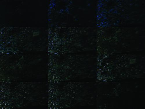 Field Screen Projection Stills
