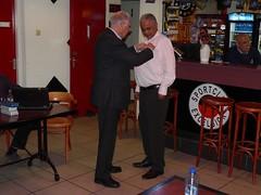 Orlando Fonseca 25 jaar lid