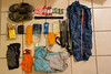 1404 Gear for a hike run by c.miles