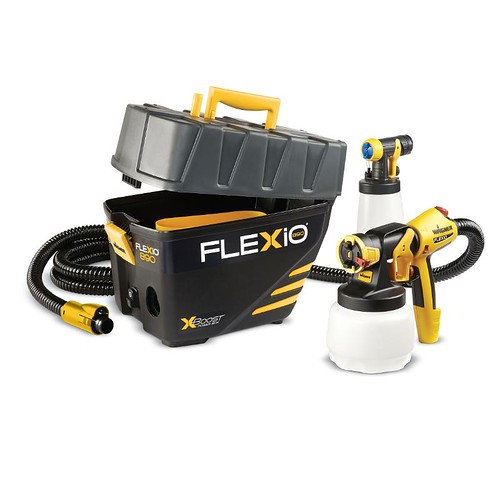 The FLEXiO 890 is the latest addition to the range of paint sprayers from Wagner SprayTech