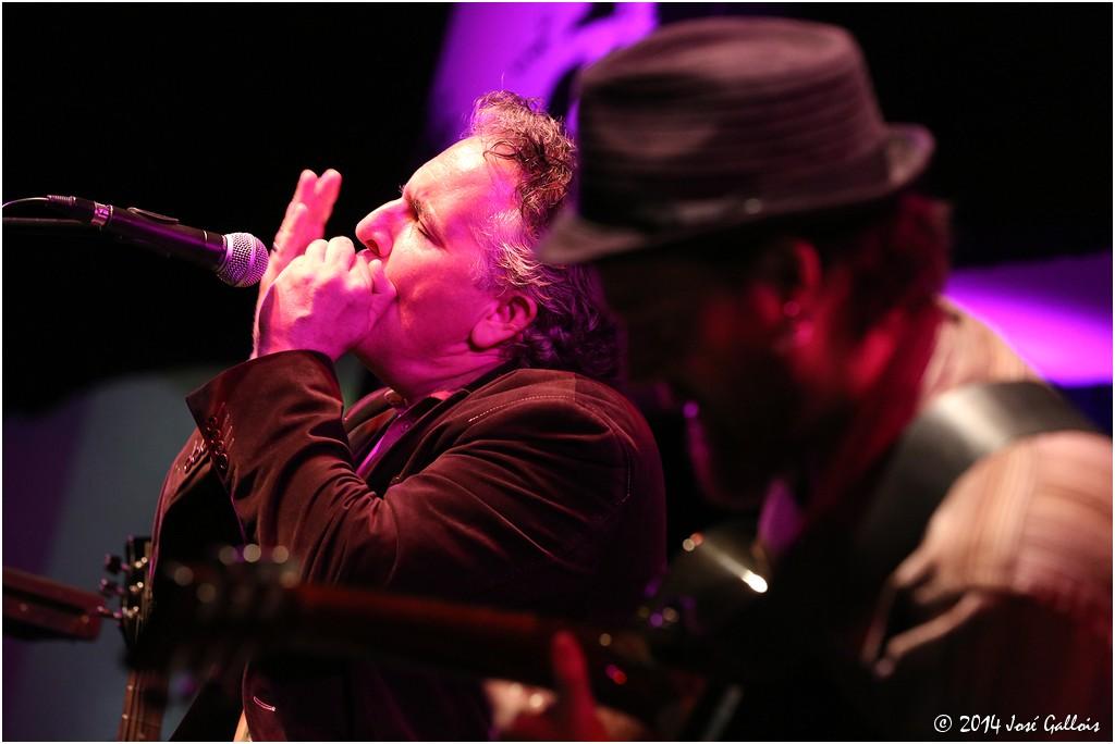 Robbert Fossen & Peter Struijk Band
