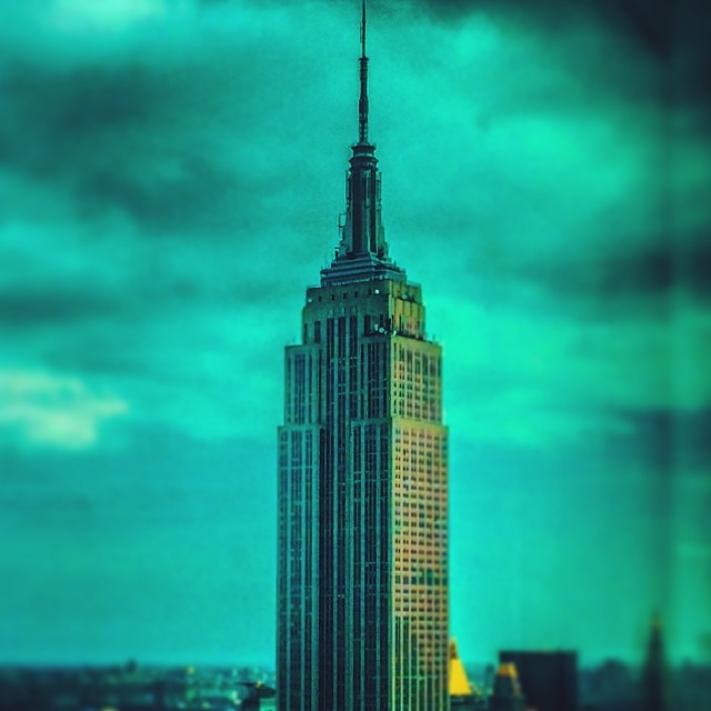 #empirestate #nyc