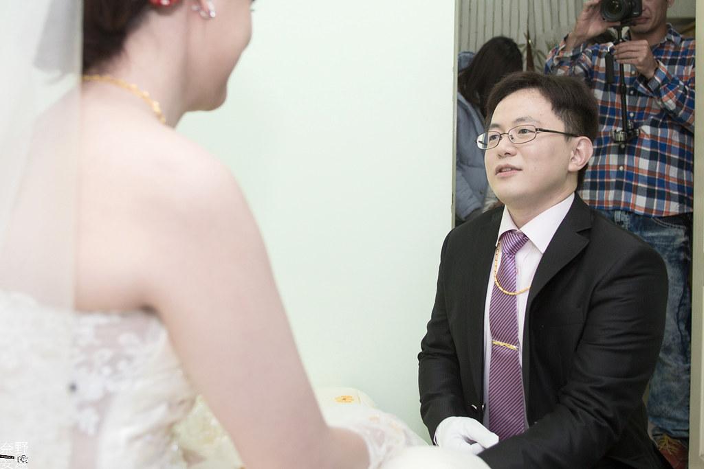 台南婚攝-繼中&佳芸-迎娶午宴 X 東東宴會式場-東嬿廳 (23)
