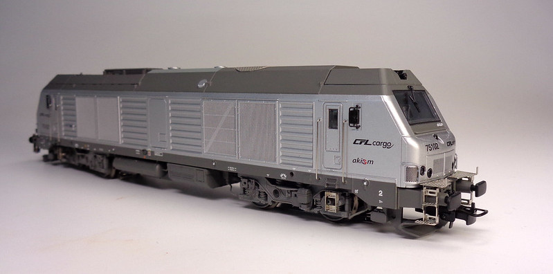 Tansformer une Série 75000 Akiem en CFL Cargo 20193318092_80065be11e_c