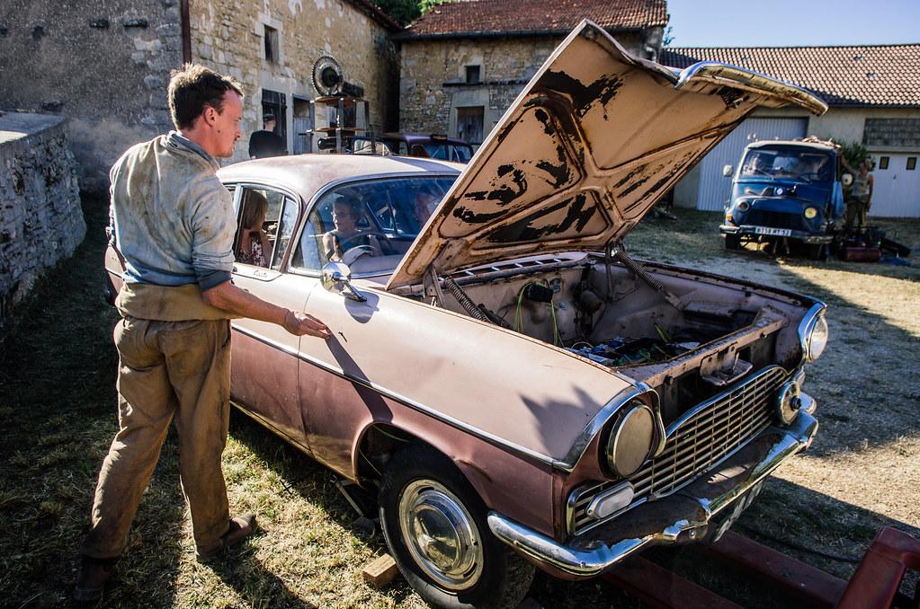 Un piano dans le moteur - Carnet de voyage en France - Écurey