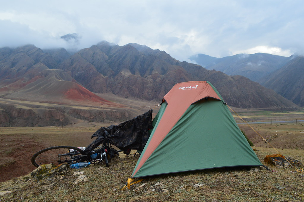 Amazing camping spot