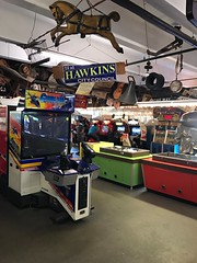 Inside the Redondo Beach Fun Factory