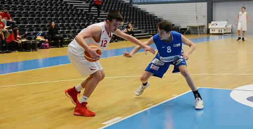 Grande Finale Fribourg Académie U16m -  Swiss Central Basket 19