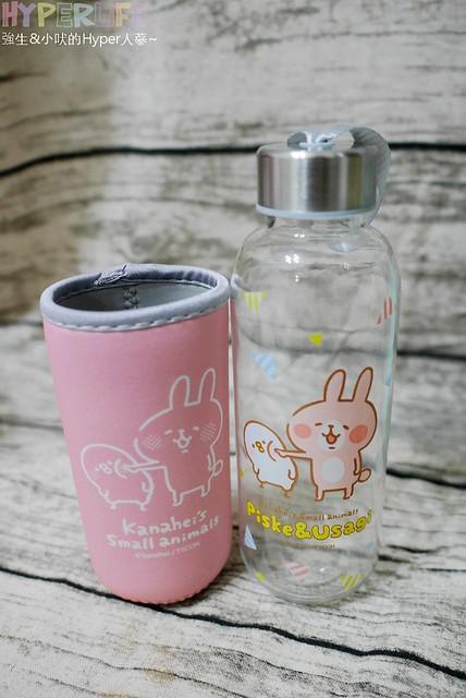 黑人牙膏╳卡娜赫拉 歡樂玻璃水瓶 (8)