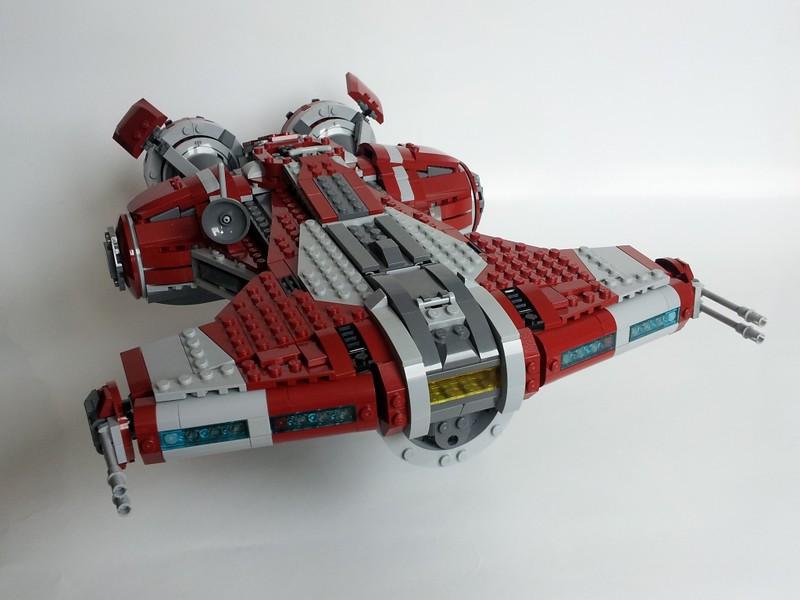 Mocdefender Class Light Corvette Lego Star Wars Eurobricks Forums