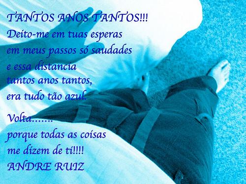 TANTOS ANOS TANTOS!!!! by RUIZ POETA