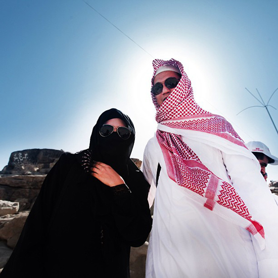 8875815765 f5fb7f1569 o Gambar Comel Elyana & Suami Ke Mekah Kerjakan Umrah