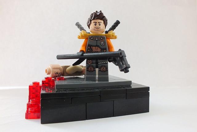 Lego Deathstroke   Fli...