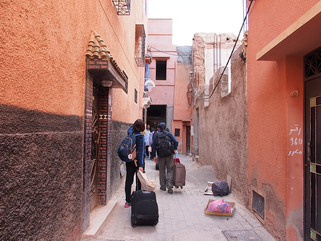 MARRAKESH的民宿-Raid Dar Khmissa